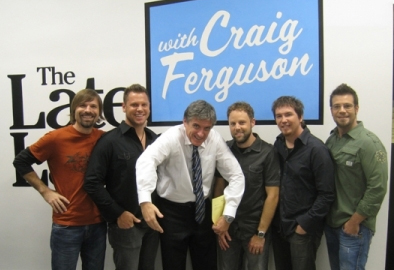 Craig Ferguson and 3D
