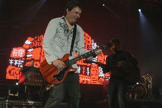 Scotty, Mark, & Mac on Revelation live in Houston!