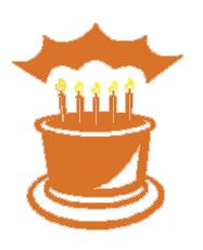 Gomer birthday cake