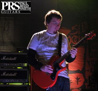 PRS-Mark Lee of Third Day